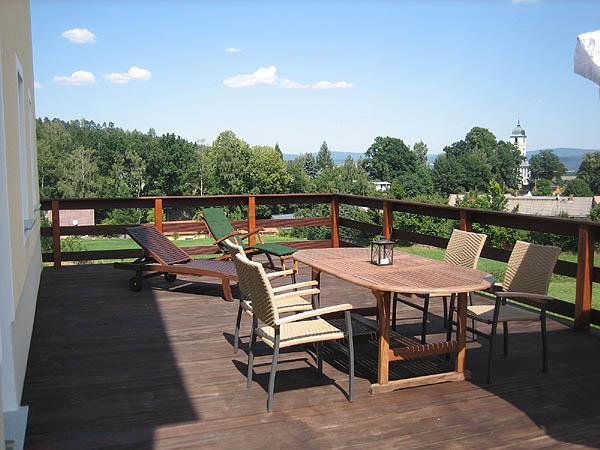 Terrasse FeWo Zirkelstein